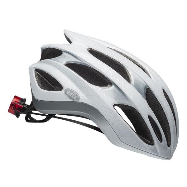 BELL FOMULA LED MIPS フォーミュラ LED ミップス ホワイト×シルバー ヘルメット/ ベル 自転車 大人用ヘルメット