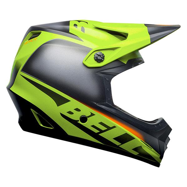 BELL FULL-9 FUSION MIPS フルナイン フュージョンミップス マットグリーン×ブラック ヘルメット/ ベル 自転車 大人用ヘルメット
