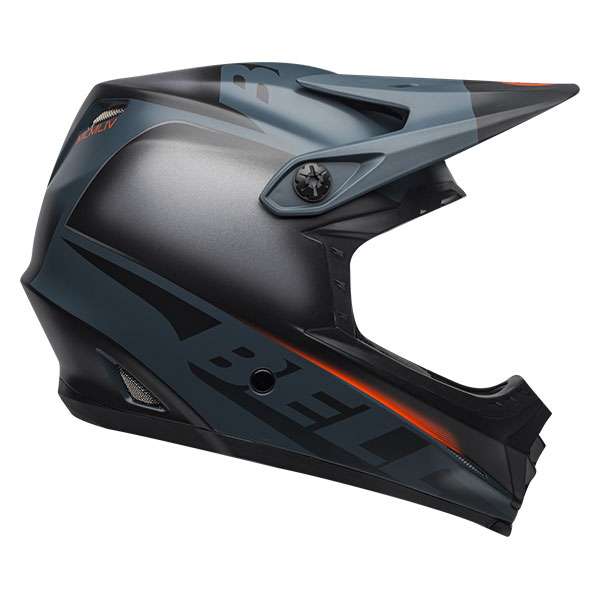 BELL FULL-9 FUSION MIPS フルナイン フュージョンミップス スレート×オレンジヘルメット/ ベル 自転車 大人用ヘルメット