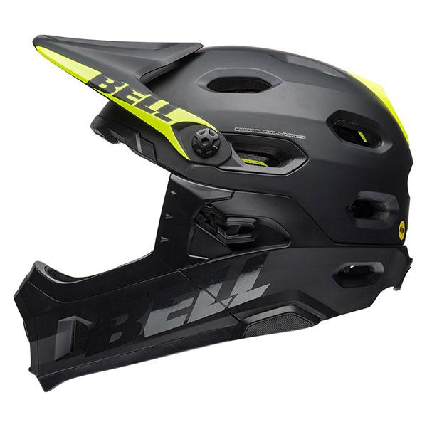 BELL SUPER DH MIPS スーパー DH ミップス マットブラック ヘルメット/ ベル 自転車 大人用ヘルメット