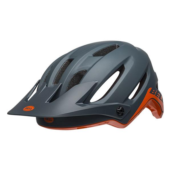BELL 4FORTY MIPS 4フォーティ ミップス スレート×オレンジ ヘルメット/ ベル 自転車 大人用ヘルメット