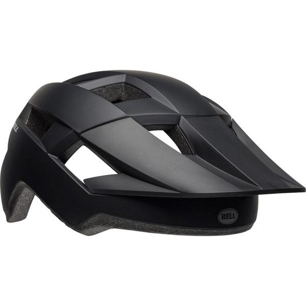 BELL SPARK スパーク マットブラック ヘルメット/ ベル 自転車 大人用ヘルメット