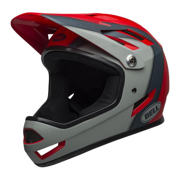 BELL SANCTION サンクション マットクリムゾン×スレート×グレー ヘルメット/ ベル 自転車 大人用ヘルメット