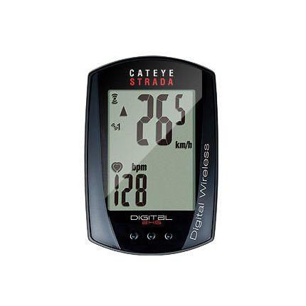 CATEYE CC-RD420DW ストラーダ・デジタルワイヤレス サイクルコンピューター/ キャットアイ 自転車 パーツ【送料無料】