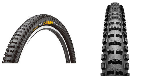 コンチネンタル DER KAISER PROJECT MTB用 タイヤ/ CONTINENTAL 自転車 パーツ