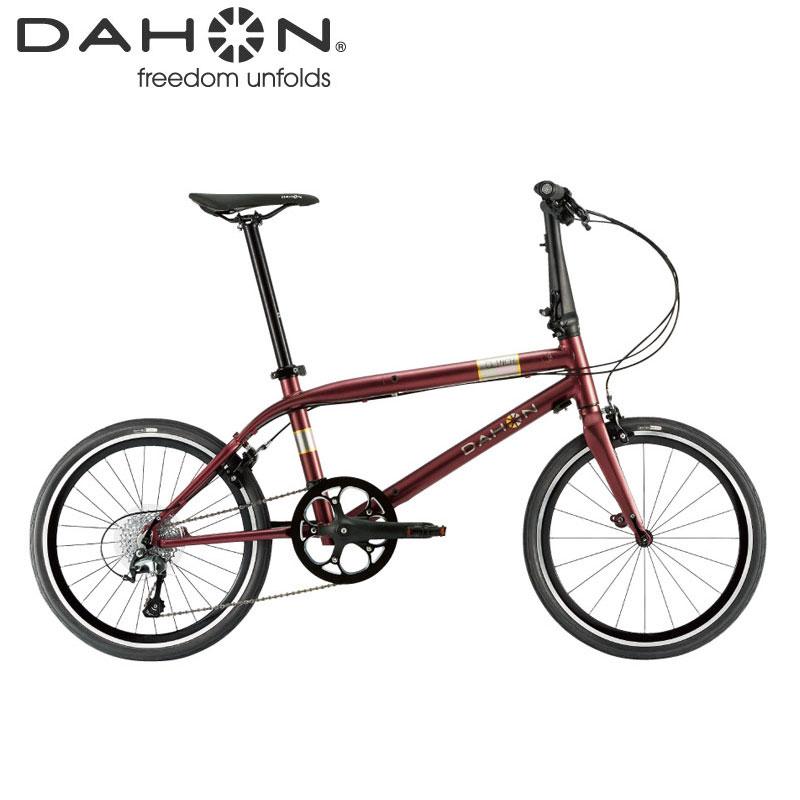 DAHON Clinch D10 2020年 / ダホン 折りたたみ自転車