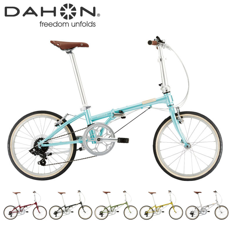 DAHON Boardwalk D7 2020年 / ダホン 折りたたみ自転車