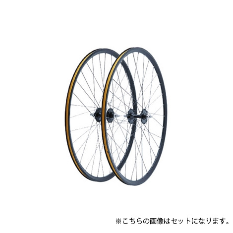 DIA COMPE グランコンペ トラック ホイール 700C ブラック [フロント]/ ダイアコンペ 自転車 パーツ【送料無料】