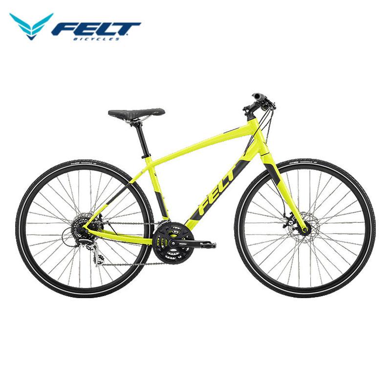 FELT ベルザスピード 40 / フェルト クロスバイク 2020年モデル グロスシャルトリューズ 【大サイズ】