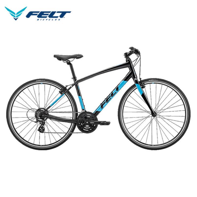 FELT ベルザスピード 50 / フェルト クロスバイク 2020年モデル マットブラック 【大サイズ】
