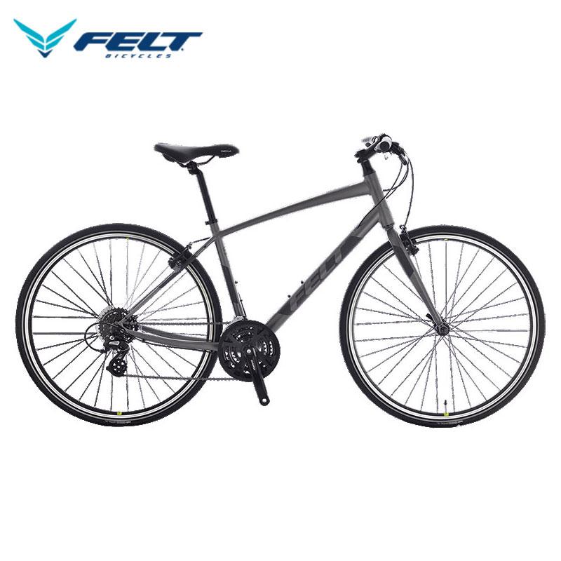 FELT ベルザスピード 50 / フェルト クロスバイク 2020年モデル マットチャコール 【大サイズ】