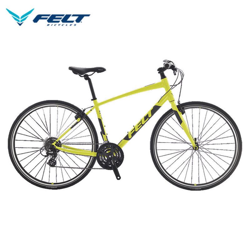 FELT ベルザスピード 50 / フェルト クロスバイク 2020年モデル グロスシャルトリューズ 【大サイズ】