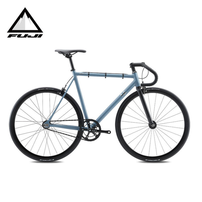 FUJI トラックアーカイブ Matte Gray Blue 2020年 / フジ シングルスピードバイク 【大サイズ】