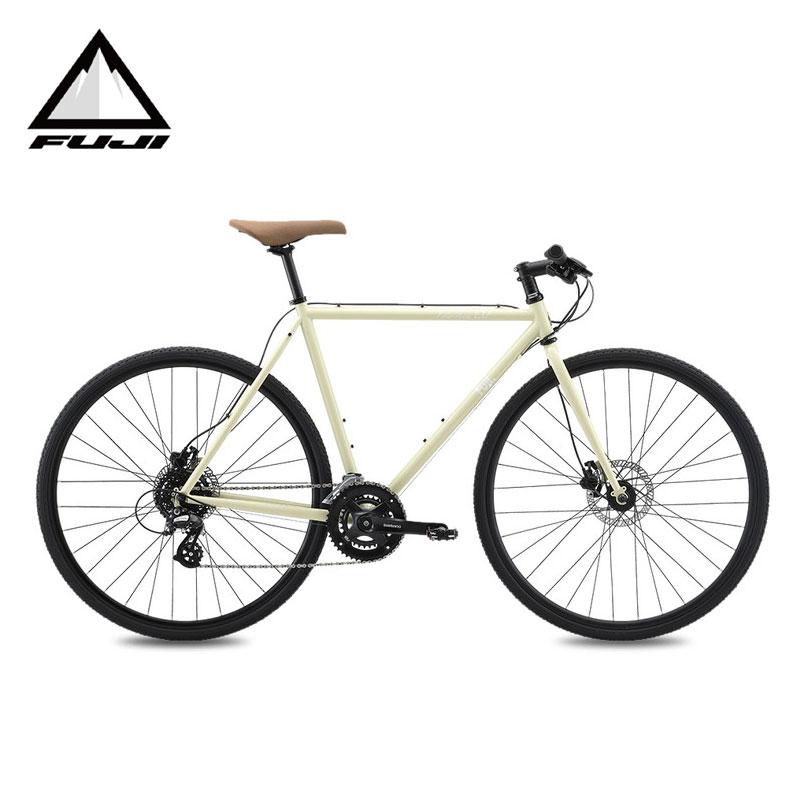 FUJI フェザーCXフラット Ivory 2020年 / フジ ロードバイク 【大サイズ】