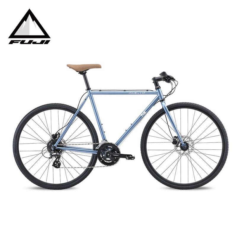 FUJI フェザーCXフラット Clouded Blue 2020年 / フジ ロードバイク 【大サイズ】