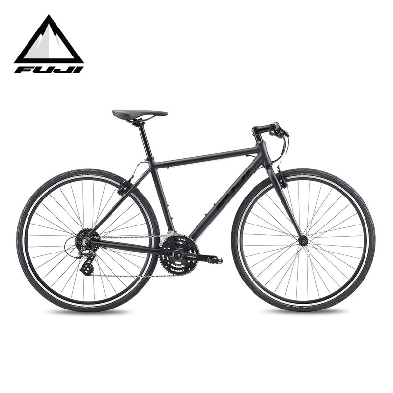 FUJI ライズ Matte Black 2020年 / フジ クロスバイク 【大サイズ】