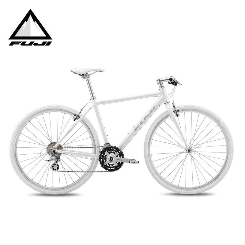FUJI ライズ Aurora White 2020年 / フジ クロスバイク 【大サイズ】