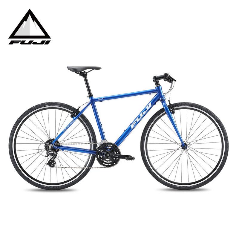 FUJI ライズ Fine Blue 2020年 / フジ クロスバイク 【大サイズ】