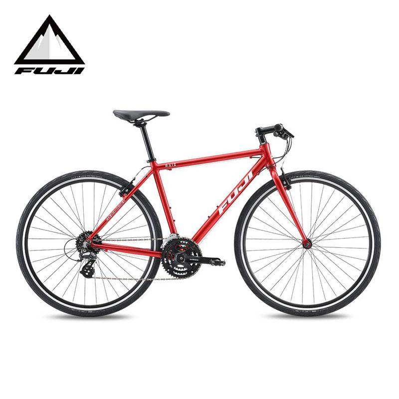 FUJI ライズ Brilliant Red 2020年 / フジ クロスバイク 【大サイズ】