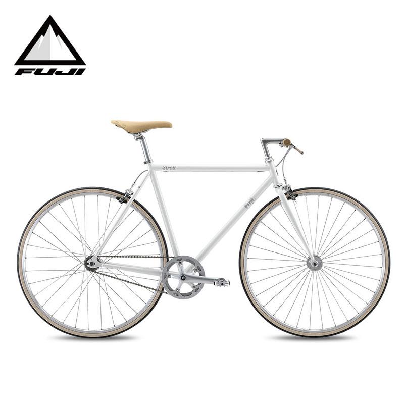 FUJI ストロール White 2020年 / フジ クロスバイク 【大サイズ】