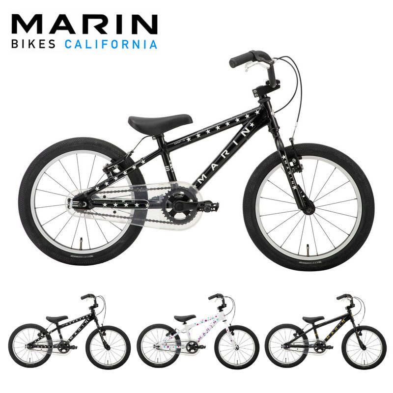 MARIN DONKY Jr18 18インチ 2020年 / マリン 幼児用自転車 2020年モデル 【小サイズ】