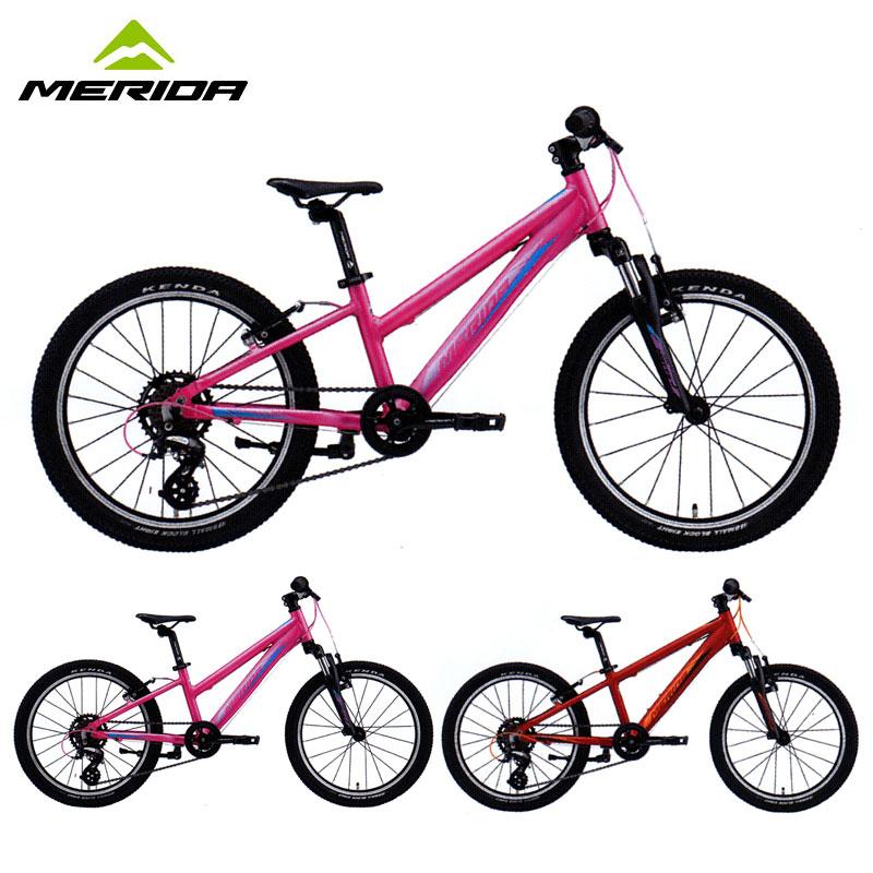 MERIDA MATTS J.20 ジュニアマウンテンバイク / メリダ 子供用自転車 2020年モデル 【中サイズ】