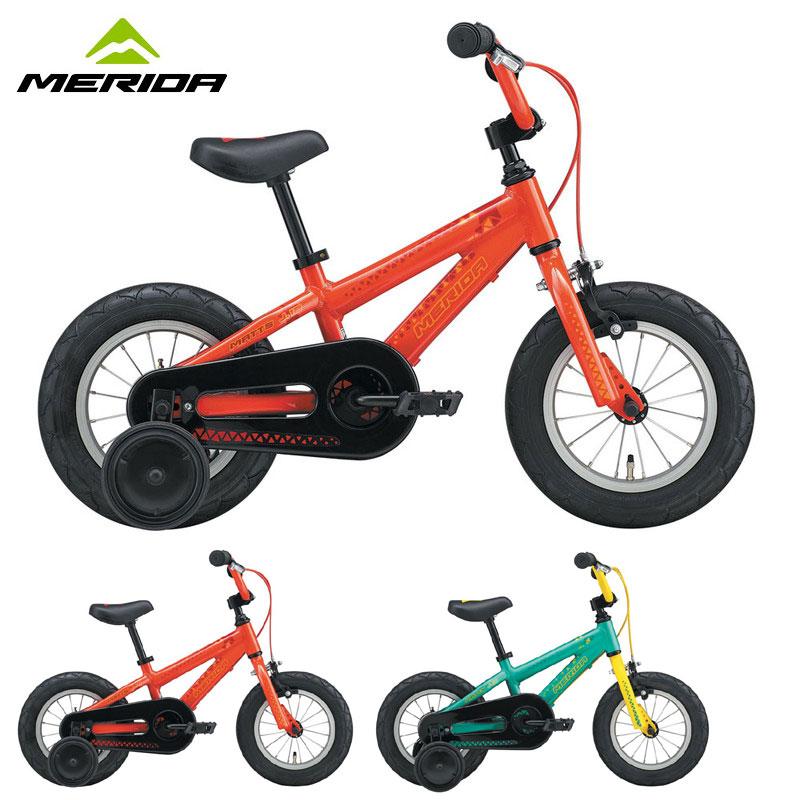 MERIDA MATTS J.12 キッズマウンテンバイク / メリダ 幼児用自転車 2020年モデル 【中サイズ】