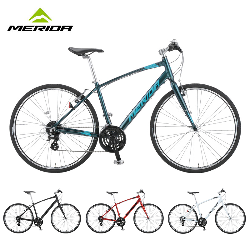 MERIDA 当店特別仕様 クロスバイク MRD-CR70024-460 MRD-CR70024-500 / メリダ × ダイワサイクル 【大サイズ】