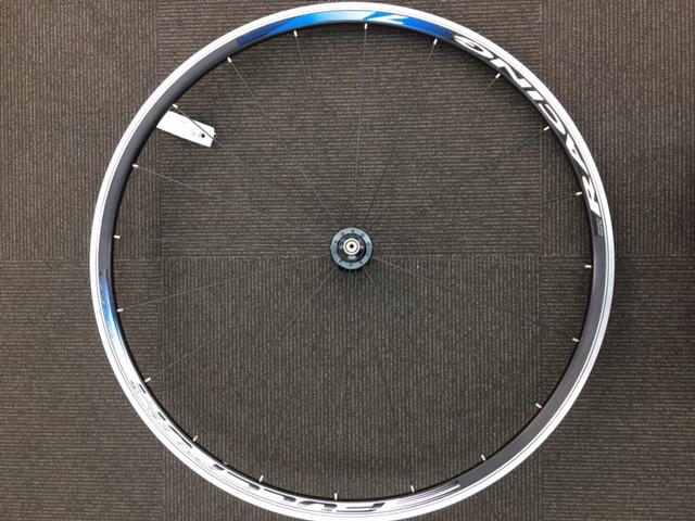 【アウトレット】 フルクラム レーシング7(FR)カンパボディ クリンチャー レーシング7(F/R) ブラック 700C / リム