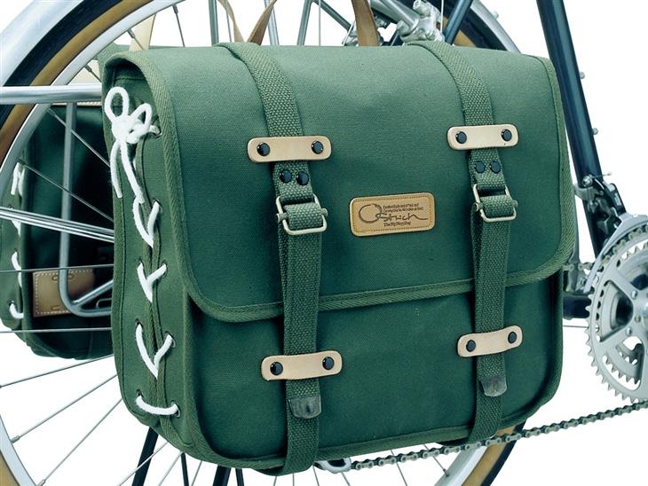 OSTRICH DLX サイドバッグ / オーストリッチ 自転車 パーツ