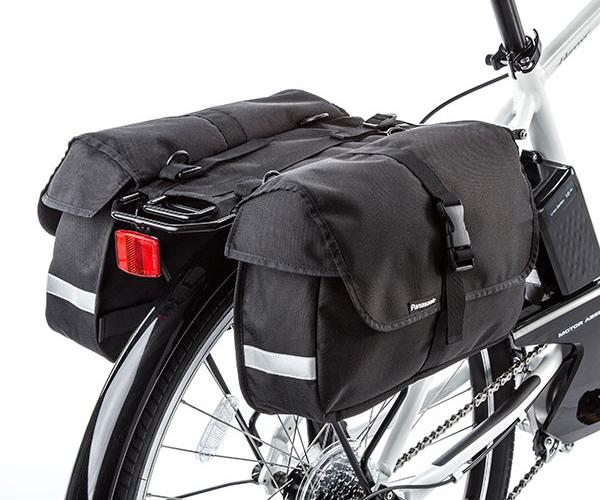 パナソニック パニアバッグ NCY700S / Panasonic 自転車パーツ