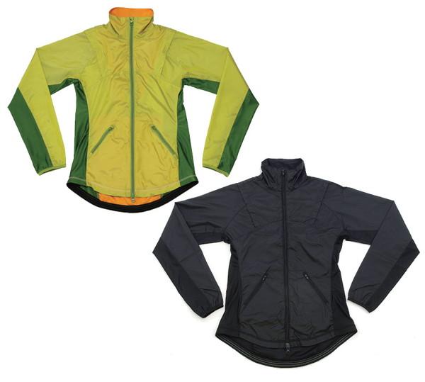 rocogowa 携帯ロコジャケット レディース 長袖/ ロコゴワ サイクルウェア 自転車パーツ【送料無料】