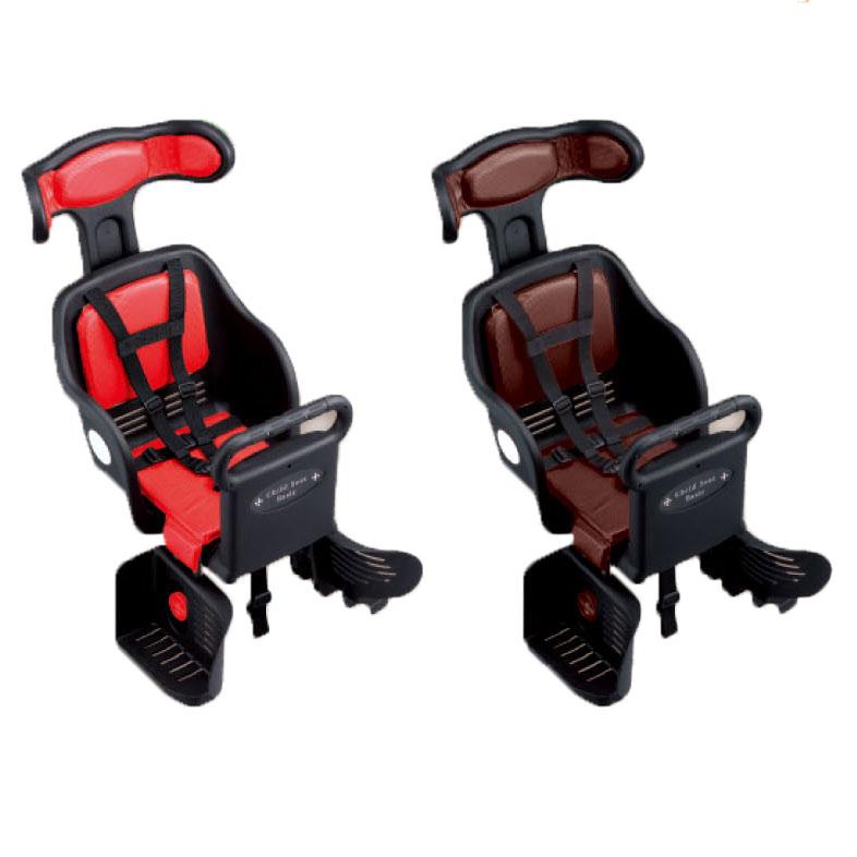 NEW ハイバックリヤチャイルドシート 樹脂製SG 47001 47002 / 自転車 チャイルドシート[PT_UP]