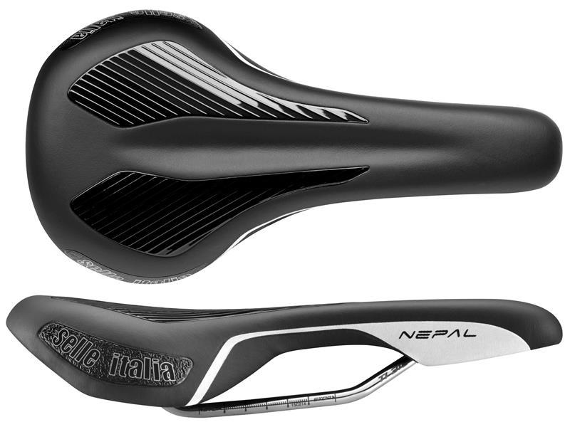 selle ITALIA NEPAL Ti BLK S 2016 / 自転車 サドル セライタリア パーツ【送料無料】[PT_UP]