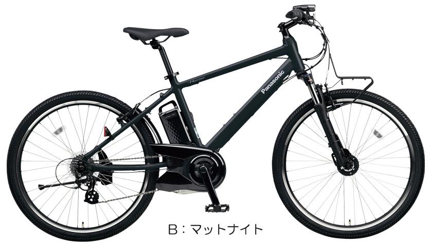 【完全組み立て済み】【電動自転車】パナソニックハリヤ
