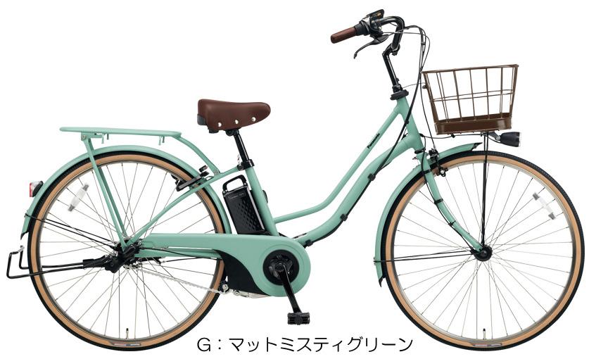 【完全組み立て済み】【2018年モデル】【電動自転車】パナソニックティモ・I
