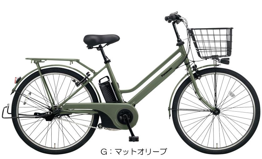 【完全組み立て済み】【2018年モデル】【電動自転車】パナソニックティモ・S