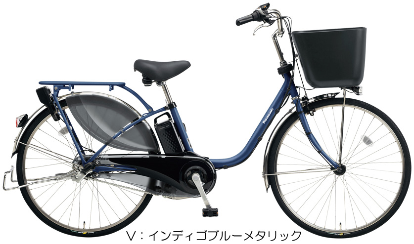 【完全組み立て済み】【2018年モデル】【電動自転車】パナソニックビビ・KD