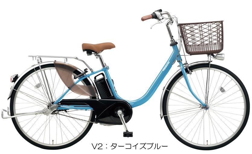 【完全組み立て済み】【2018年モデル】【電動自転車】パナソニックビビ・LU