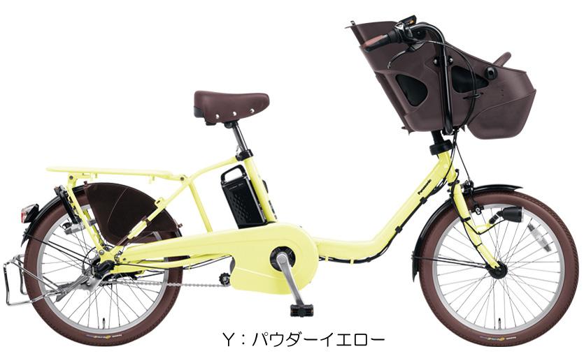 【完全組み立て済み】【2018年モデル】【電動自転車】パナソニックギュット・ミニDX