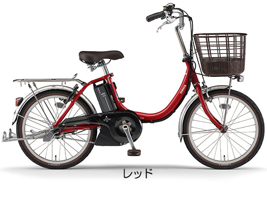 【完全組み立て済み】【2018年モデル】【電動自転車】YAMAHA(ヤマハ)PAS SION-U 20型
