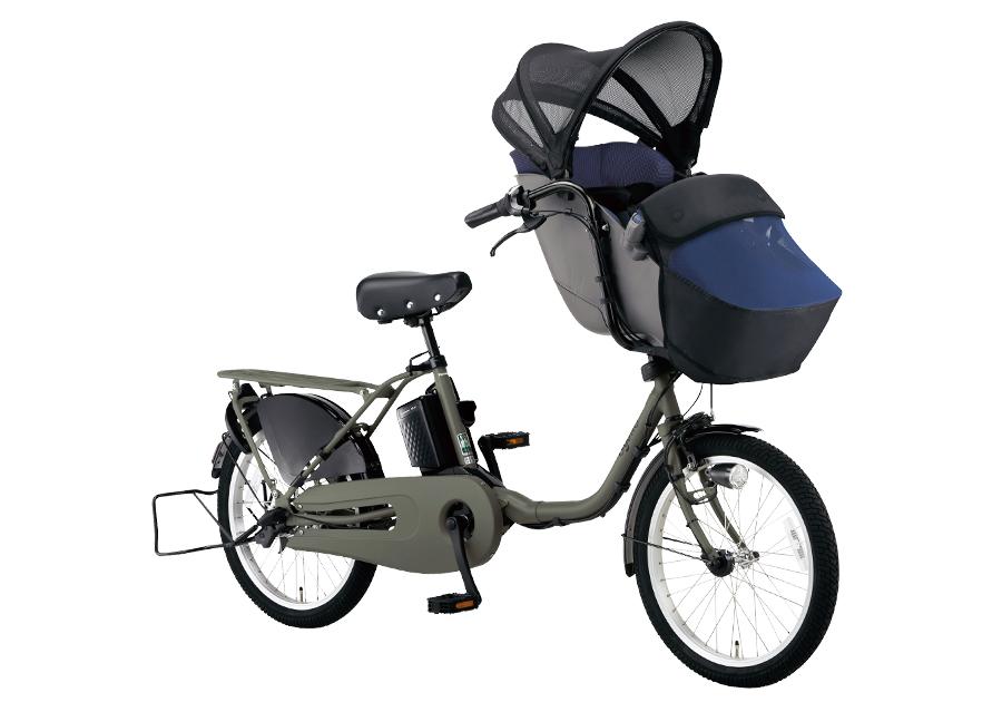 自転車購入で防犯登録付 ショップ パナソニック 電動自転車 子供乗せ Panasonic 2021年モデル ギュットクルームdx ELFD032A クルーム 卓越 DX ギュット ぎゅっと