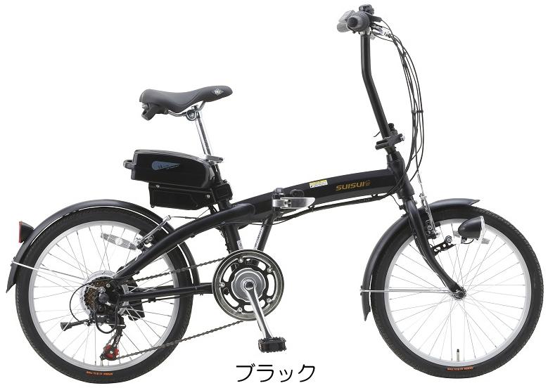 【完全組み立て済み】【折りたたみ】【外装6段変速】【電動自転車】スイスイBM-A30