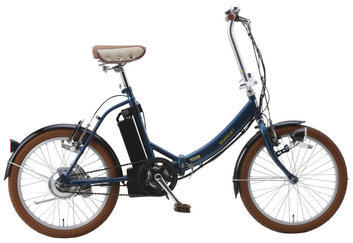 【完全組み立て済み】【電動自転車】スイスイBM-E50