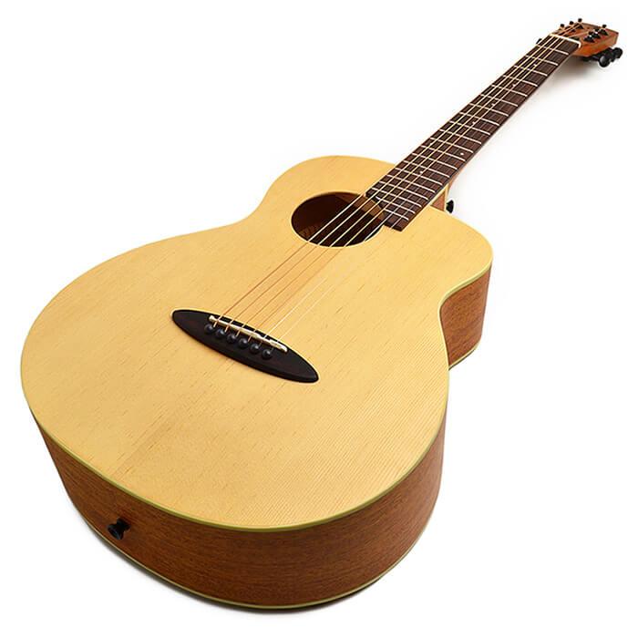 アコースティックギター アヌエヌエ aNN-M1 aNueNue アコギ (コンパクト ミニ)