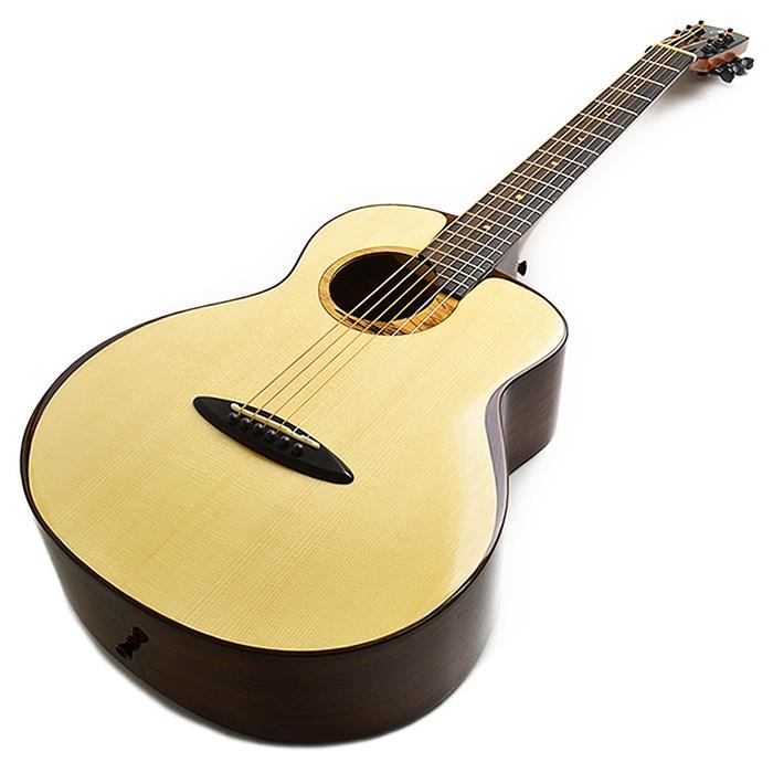 アコースティックギター アヌエヌエ aNN-M200 オール単板 aNueNue アコギ (コンパクト ミニ)