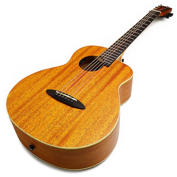 アヌエヌエ アコースティックギター aNueNue M2EF 【エレアコ ミニギター マホガニー材】 aNN-M2EF エレクトリックアコースティック アコギ