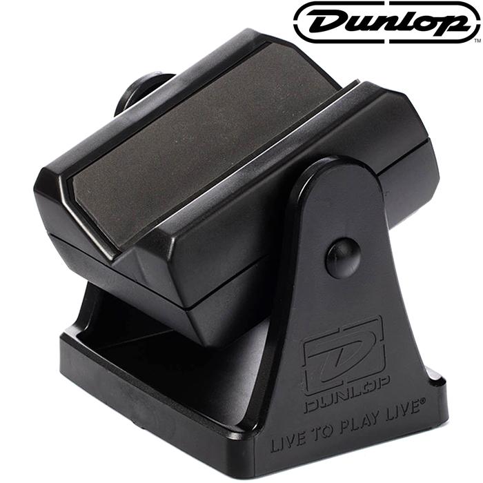 ネックが上向きでも下向きでもしっかり安定。メンテやリペア、弦交換にも大活躍するギターピロー! Dunlop (ダンロップ) ギターピロー (ネック枕・まくら) GUITAR NECK CRADLE / SYSTEM65