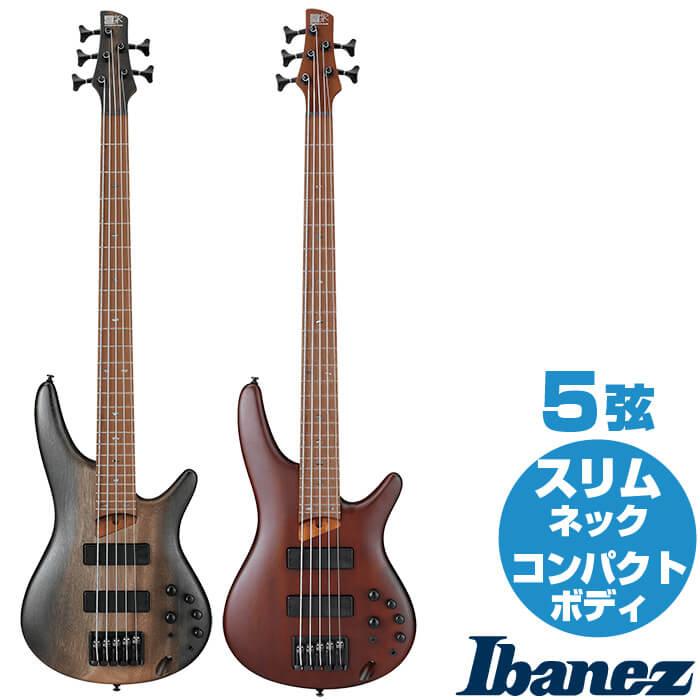 エレキベース アイバニーズ (5弦) SR505E Ibanez ベース