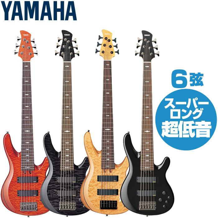 エレキベース ヤマハ 6弦 TRB1006J yamaha ベース